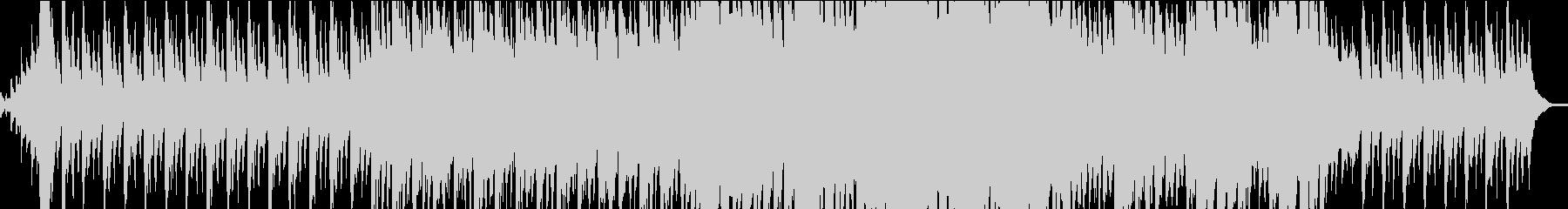 Christmas Musicの未再生の波形