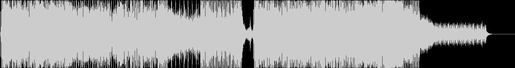 ノリノリのダンス風な篠笛曲-短縮版-の未再生の波形