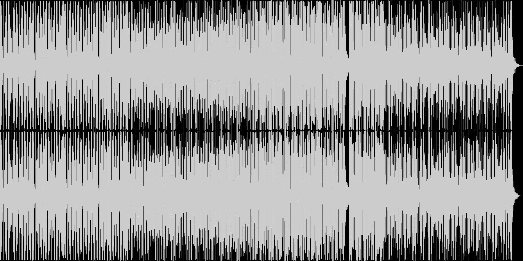 切ないおしゃれHIPHOP & FUNKの未再生の波形