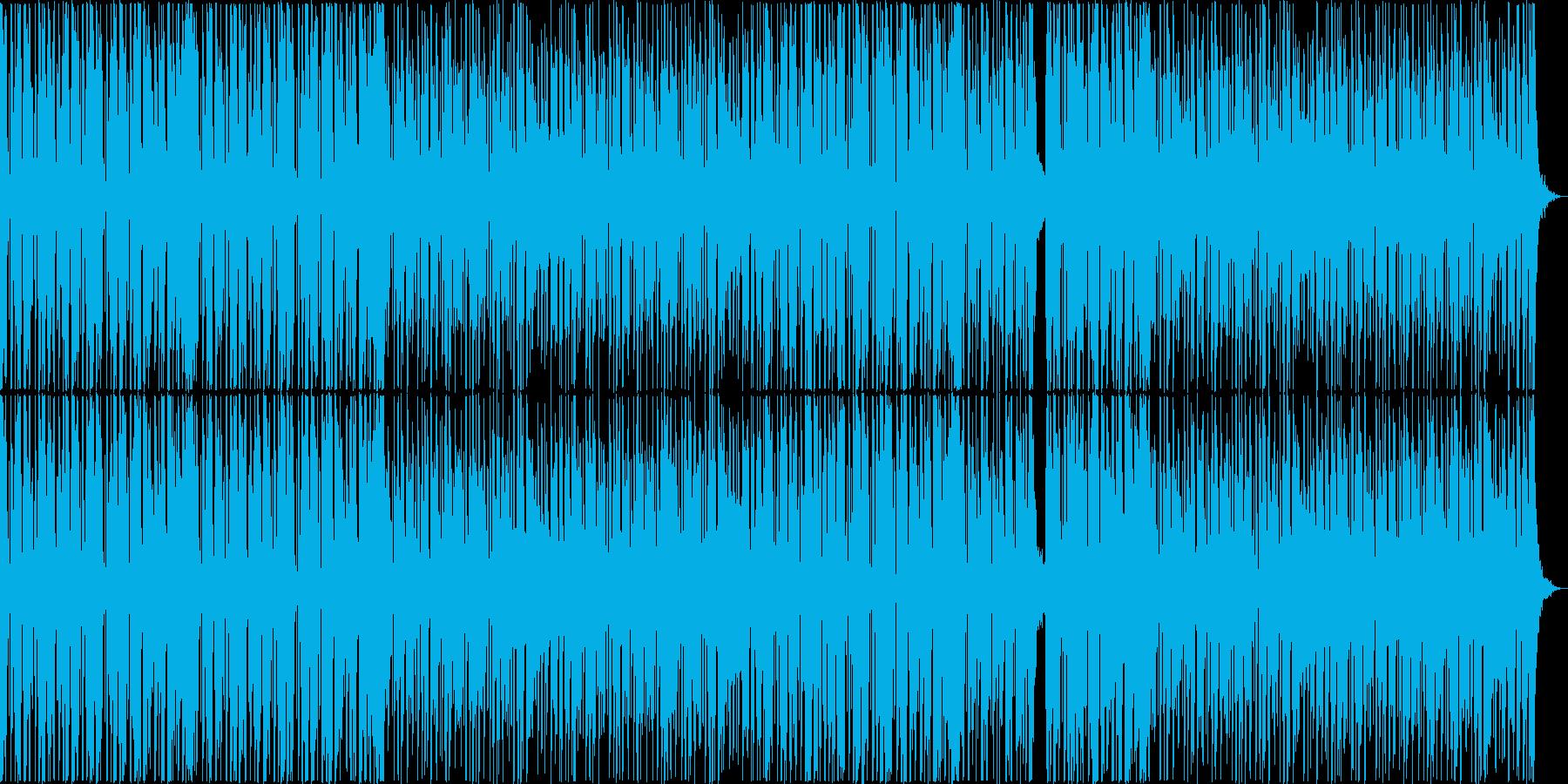 切ないおしゃれHIPHOP & FUNKの再生済みの波形