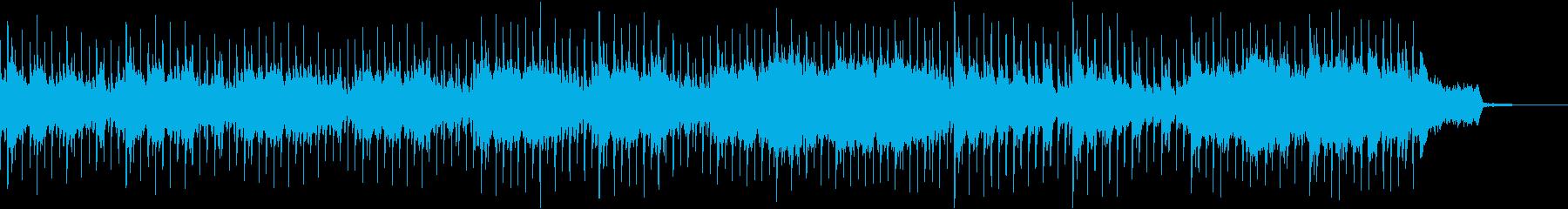 企業VP/アコギ生音ストリングス、ピアノの再生済みの波形
