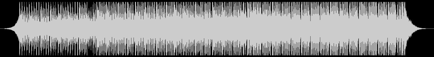 高揚ポップ(中)の未再生の波形