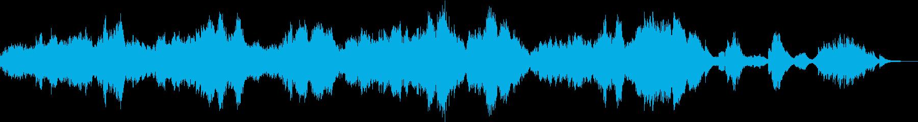 サン・サーンスの白鳥(チェロ&ピアノ)の再生済みの波形
