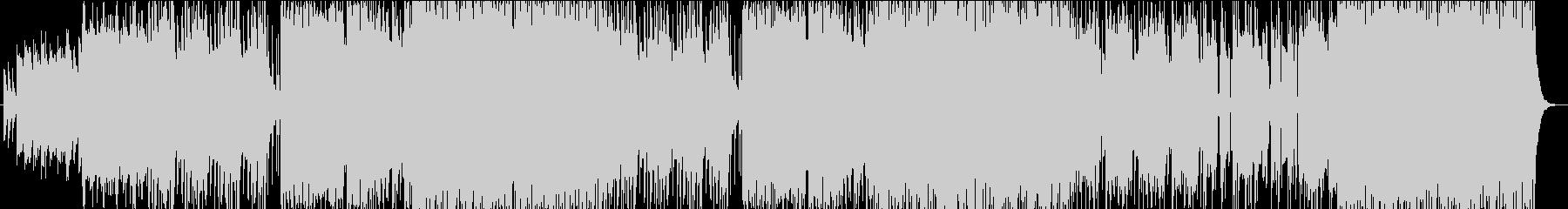 聴き応えあり/軽快で爽やかなピアノBGMの未再生の波形