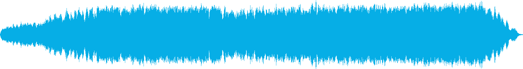 抜本的な電子ダイサースケープドロー...の再生済みの波形
