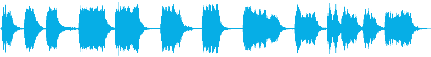 空気圧式空気ラチェット:作動、遠隔...の再生済みの波形