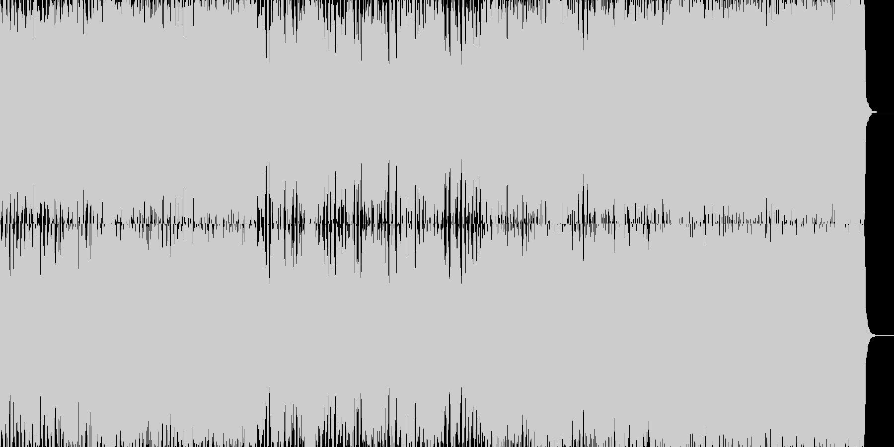 【EDM風】ファンタジー、バトル系CM等の未再生の波形