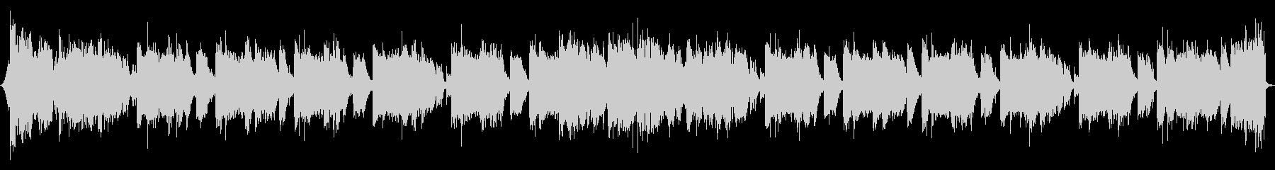 eSportsサイバーロックバンド30秒の未再生の波形