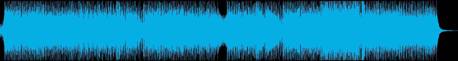 映像/ほのぼの/ポップ/フルートの再生済みの波形
