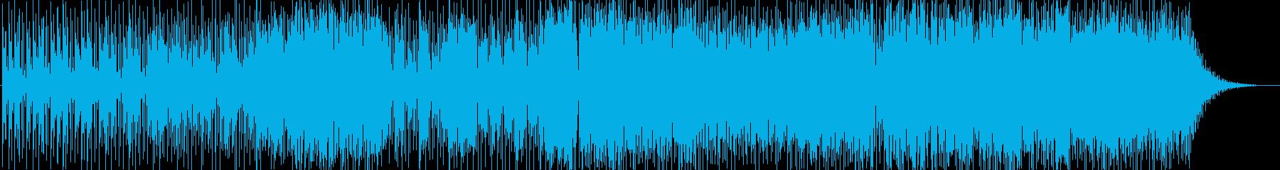 ピアノが印象的な切ないアシッドジャズの再生済みの波形