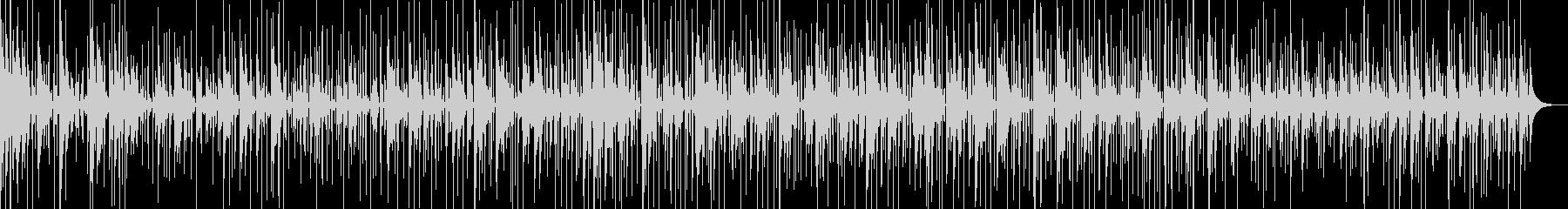 自己内省瞑想音楽6の未再生の波形