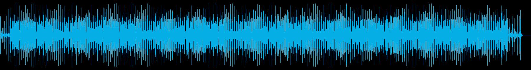 ★★作ってみた動画★工程★説明★BGM★の再生済みの波形