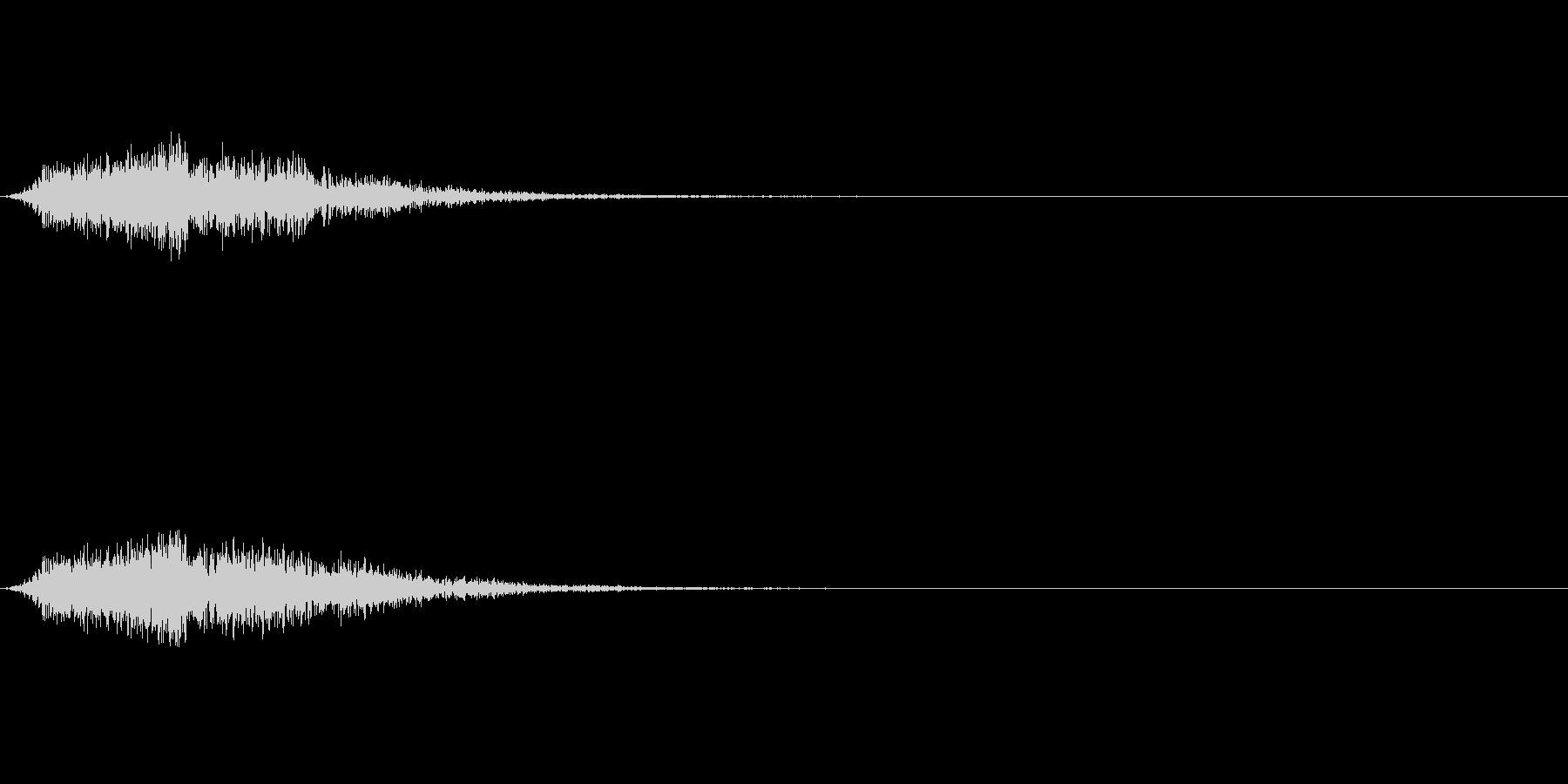 ダイアログ閉じる_01シューワッの未再生の波形
