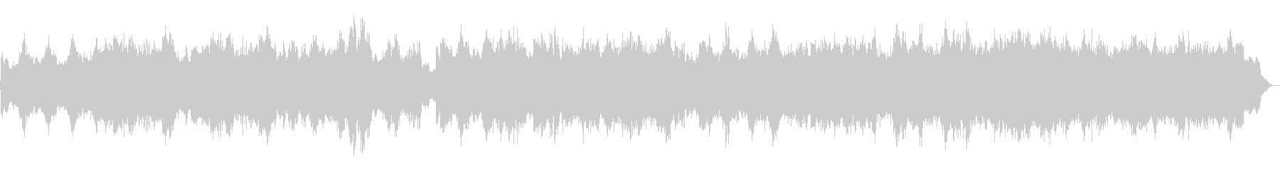 ハロウィン系BGM 魔法の森 SE入り版の未再生の波形