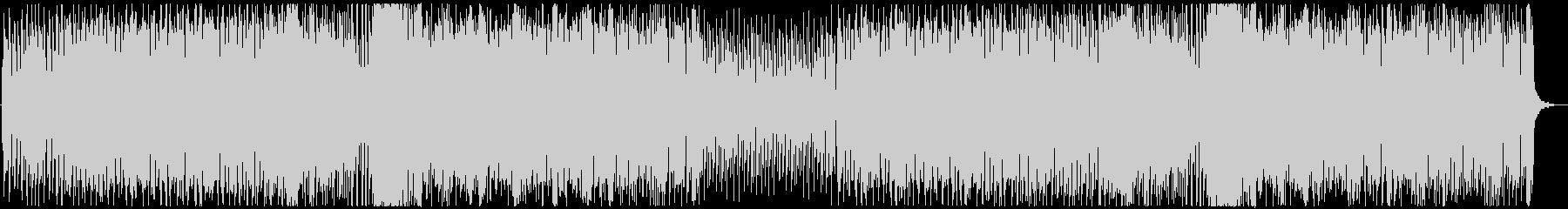 フルートが特徴的な民族音楽(イントロ無)の未再生の波形