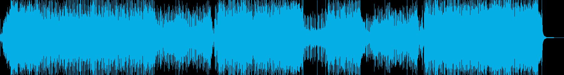 琴・三味線・全速力な演歌調ロック S2の再生済みの波形