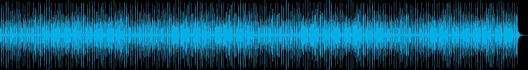 YouTubeボサノバ・カフェ・おしゃれの再生済みの波形