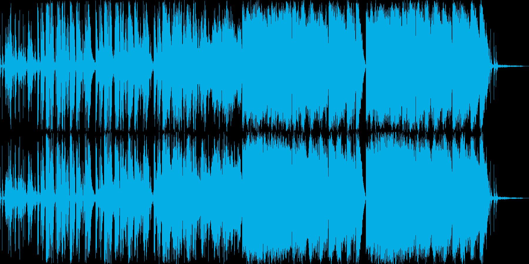フュージョン センチメンタル 説明...の再生済みの波形