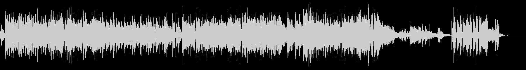 オシャレでかっこいいジャズピアノ-短縮版の未再生の波形