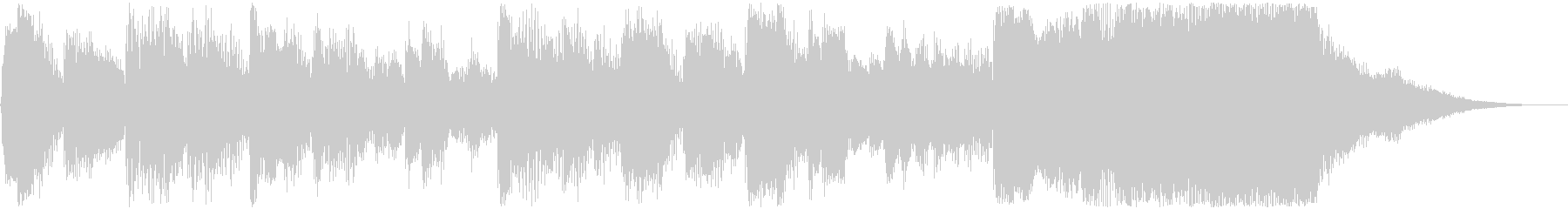 An orchestra but cute jingle's unreproduced waveform
