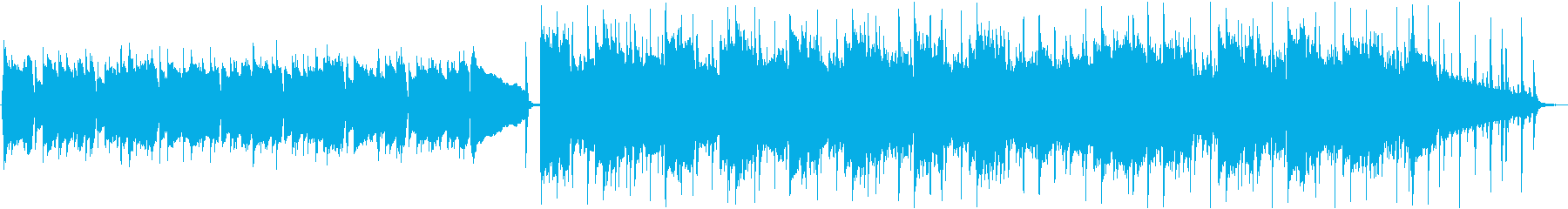 企業VP 爽やかなアコギとピアノ 60秒の再生済みの波形
