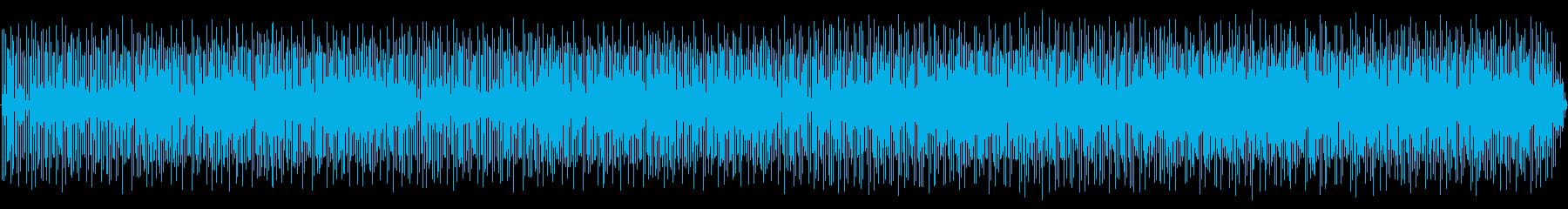 ポップ、ライト、エネルギッシュ、モ...の再生済みの波形