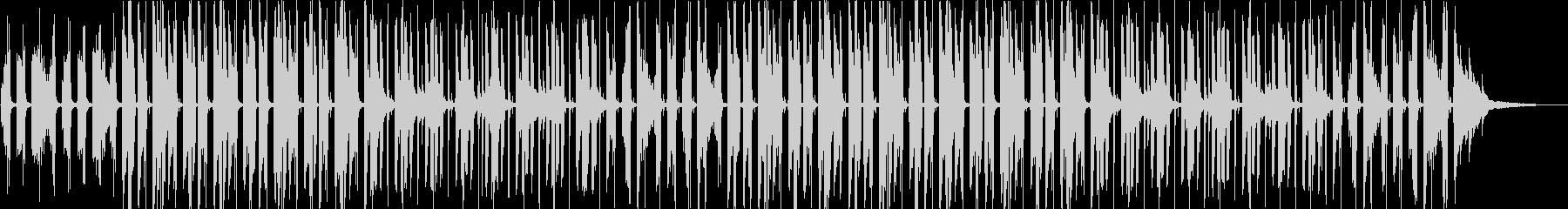 【生演奏】海沿いのアコースティックギターの未再生の波形