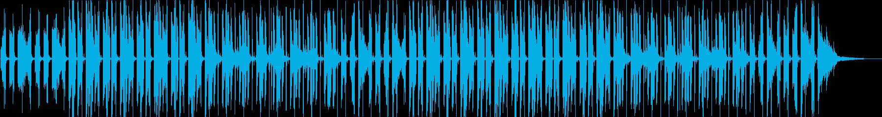 【生演奏】海沿いのアコースティックギターの再生済みの波形
