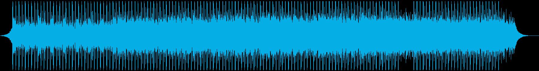企業の動機付け(90秒)の再生済みの波形