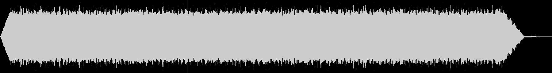 【アンビエント】ドローン_33 実験音の未再生の波形