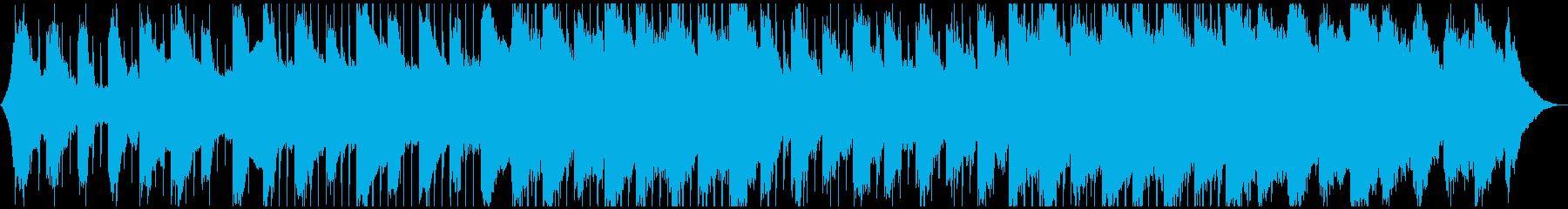 アンビエント 感情的 バラード フ...の再生済みの波形
