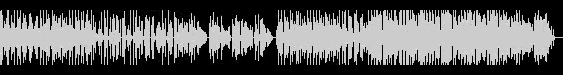 【短いVer4】スペーシーファンクの未再生の波形