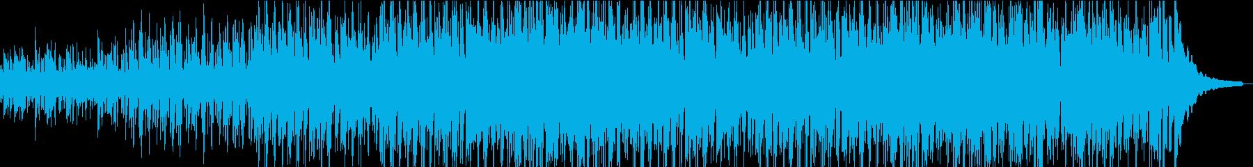 かなりアップテンポでありながら、そ...の再生済みの波形