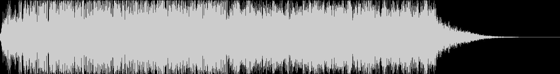 怪物・モンスターの鳴き声・ゲーム・映画dの未再生の波形