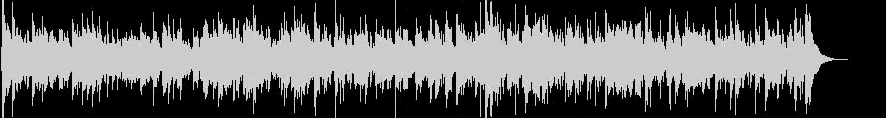 【生演奏】アコギのバッキングBGMの未再生の波形