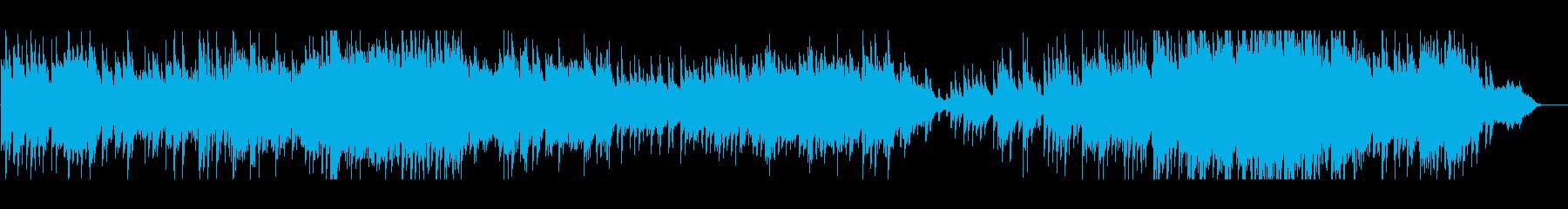 温かい陽だまり~ピアノと弦楽器のバラードの再生済みの波形