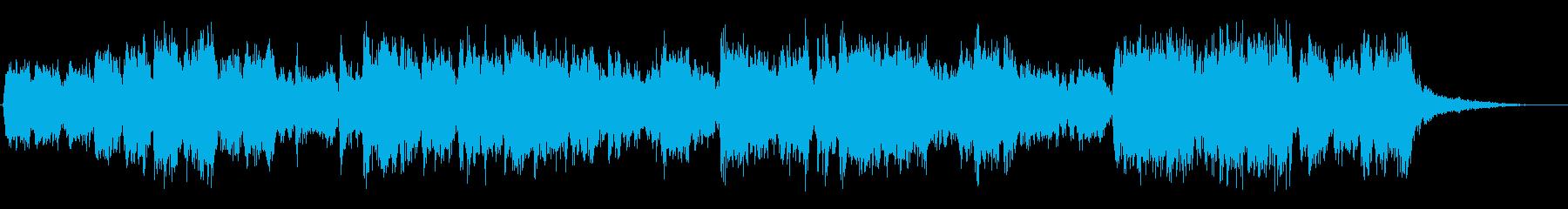 ★★★ややシリアスな聖歌隊✡合唱のみ✡Eの再生済みの波形