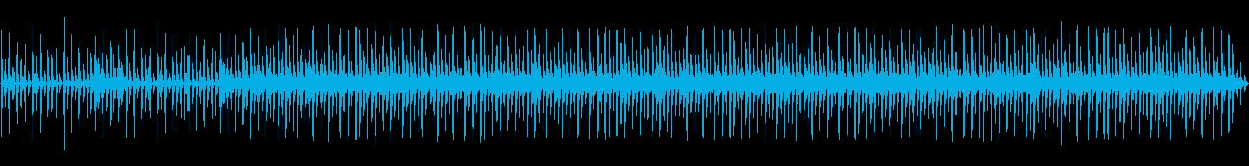 時計仕掛けの41秒。時計ギア音にきしむ音の再生済みの波形