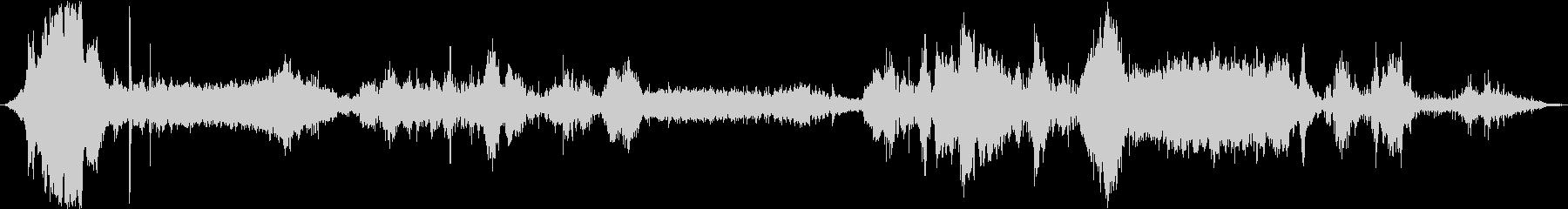メタルローラーコースター:オンボー...の未再生の波形