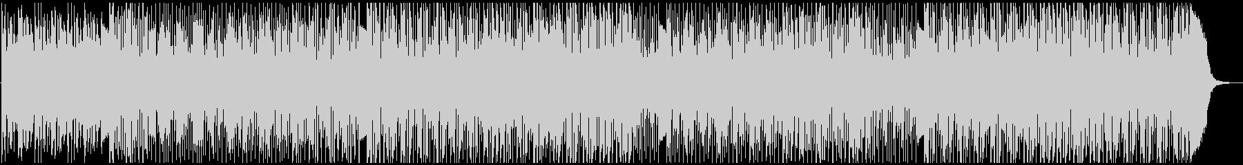 ポップ テクノ テクノロジー ドラムの未再生の波形