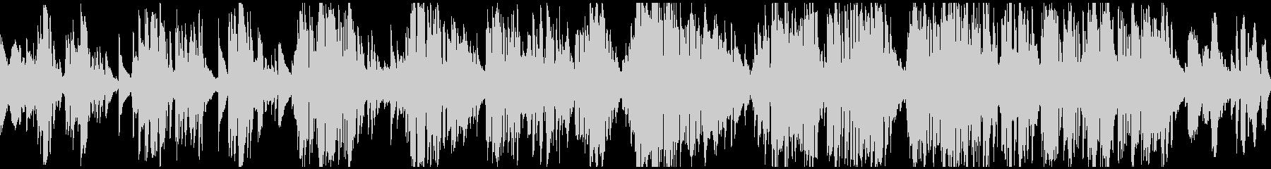 紳士的でダンディな低音バラード※ループ版の未再生の波形