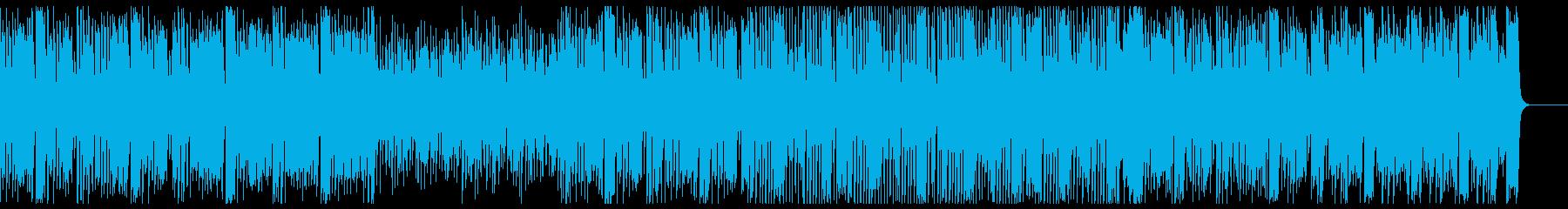 激しく豪華 暗い系王道ビッグバンドジャズの再生済みの波形