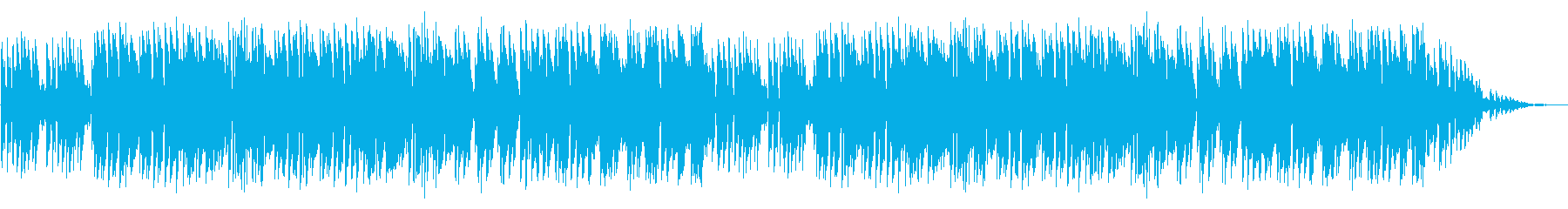 NES アクションD02-1(ステージ1の再生済みの波形