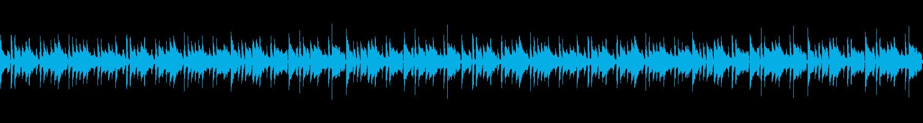 へっぽこ迷探偵のテーマ(ボサノヴァ)の再生済みの波形