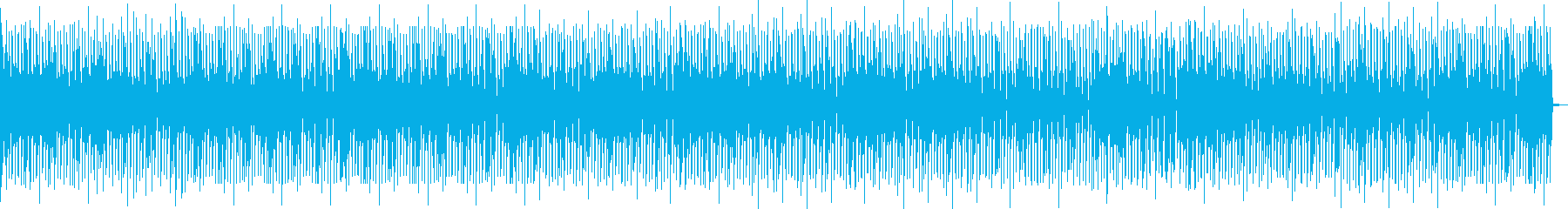 幼児の歩く姿をピアノで描写の再生済みの波形