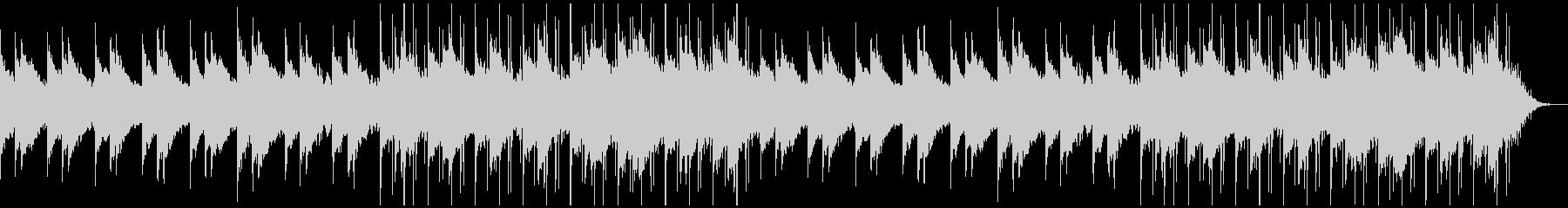Piano Ambient 2の未再生の波形