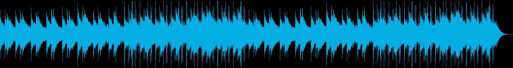 Piano Ambient 2の再生済みの波形