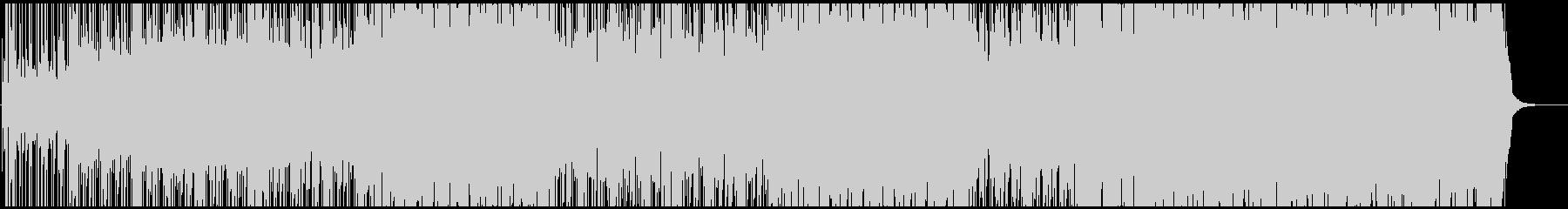 リゾートファンクBGM2の未再生の波形