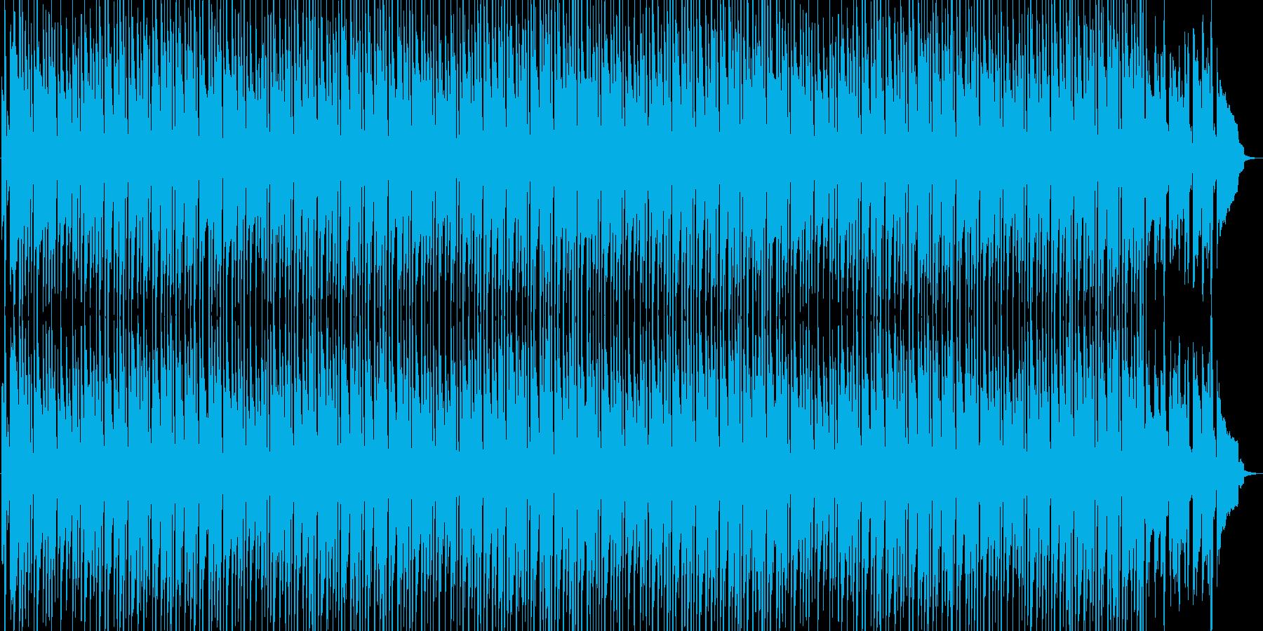 ゆったり60年代のアコースティックジャズの再生済みの波形