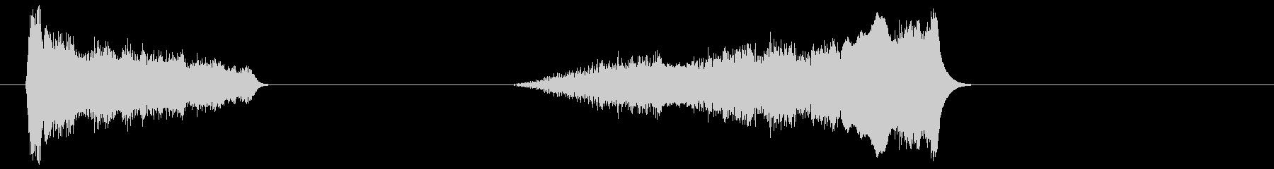 バイオリンヘビーボウグリス-2エフ...の未再生の波形